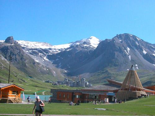 Ouverture ski d'été 2juillet